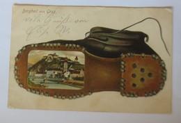 Österreich, Graz, Bergheil Aus Graz, Schuhe,   1907 ♥ (59263) - Österreich