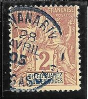 DIEGO SUAREZ N°26 OB TB SANS DEFAUTS - Diego-suarez (1890-1898)