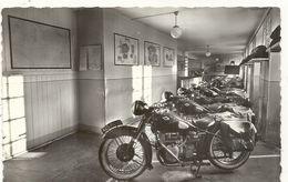 MONTBELIARD .BRIGADE DES DOUANES . SALLE DE MECA ET MOTOCYCLETTES - Motorräder