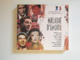 CD : MALADIE D'AMOUR Les Plus Grands Succès De La Chanson Française. Neuf Sous Blister - Compilations