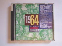 CD 1964 LES PLUS BELLES CHANSONS FRANCAISES 14 TITRES - Compilations