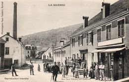 LA BRESSE-88-COMMERCE-USINE - Sonstige Gemeinden