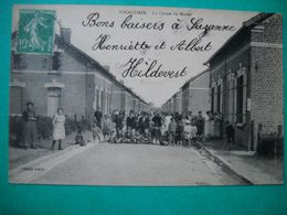 Escaudain . Le Coron Du Maroc . - Other Municipalities