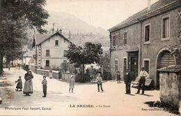 LA BRESSE-88-LA GASSE - France