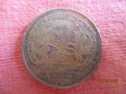 Italia: 20 Centesimi Esposizione Di Milano 1906 - Monetary /of Necessity