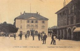 74 - LA ROCHE - Sur - FORON - L'Hôtel De Ville - La Roche-sur-Foron