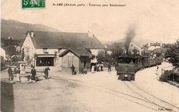 ST AMÉ-88-TRAMWAY - France