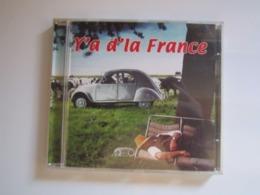 CD Y'A D'LA FRANCE 2 CV - Compilations