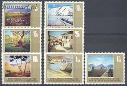 Albania 1977 Mi 1936-1942 MNH ( ZE2 ALB1936-1942 ) - Autres