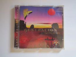 CD GENERACION Lagrimas Del Cielo - Génération Peru (perou) - Sonstige