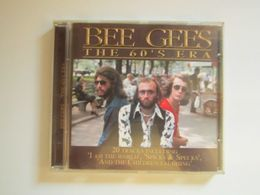 CD BEE GEES THE 60'S ERA - Disco, Pop