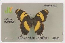 TK 26509 JAMAICA - 8JAMD... - Giamaica