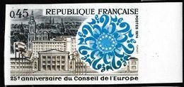 N° 1792**  BdF Non Dentelé - Francia