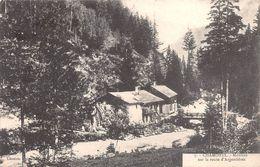 74 - CHAMONIX - Moulins Sur La Route D'Armentières. - Chamonix-Mont-Blanc