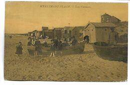 MERLIMONT PLAGE - Les Cabines - Sin Clasificación