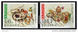 Bulgaria - 2005 - Europa CEPT - Gastronomy - Mint Stamp Set - Ungebraucht