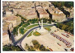 33-BORDEAUX-Vue Aérienne, Esplanade Des Quinconces, Cirque BOUGLIONE... - Bordeaux