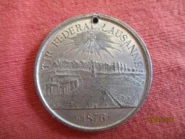Suisse: Tir Fédéral Lausanne 1876 - Professionals / Firms