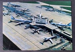 Paris-Orly Aéroport Air France Les Boeing 474 - Aeroporto