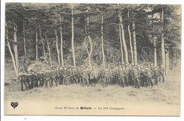 63-BILLOM-Ecole Militaire - 2me Compagnie... Animé - France