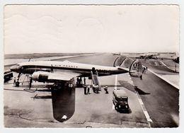 S33-002 Nice - L'Aéroport - Avion Air France Sur Le Tarmac - Transport (air) - Airport