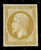 N° 9 NEUF SANS GOMME - 1852 Louis-Napoléon