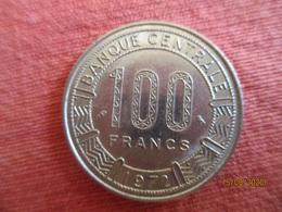 Congo-Brazzaville: 100 Francs 1972 - Congo (Republic 1960)