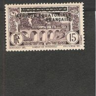 FRENCH EQUATORIAL AFRICA.....1939:Yvert5mnh** - Nuovi