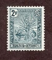 Madagascar  N°76 N* TB Cote 120 Euros !!!RARE - Nuovi