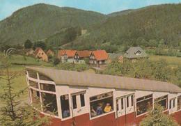 Oberweissbach - Bergbahn - Deutsche Reichsbahn - 1977 - Oberweissbach