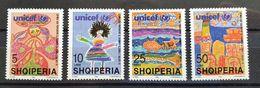 Albanien 1996, Mi 2607-10 MNH Postfrisch - Albanien