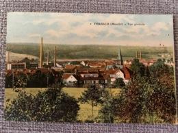 Forbach Vue Générale - Forbach