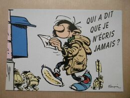 Gaston LAGAFFE  BD Bandes Dessinées Signé FRANQUIN / MARSU 1993 - Cómics