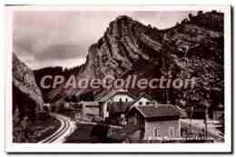 CPA Pontarlier La Cluse - Pontarlier
