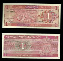 Antille Olandesi - 1 Gulden 1970 - UNC  Pick. 20 - Antille Olandesi (...-1986)