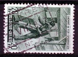 "TR 284 - ""LOKEREN Nr 7"" - (ref. 32.652) - Railway"