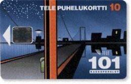 Finland Phonecard Tele D30 - Finland