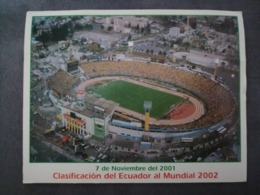 Quito Stade Olimpico Atahualpa Réf GRB 1043 - Sin Clasificación
