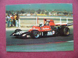 CPM Circuit Paul Ricard Le Pilote Ganlay Sur Iso En Course De Formule 1  1976 - Grand Prix / F1