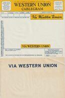 Document Commerciale WESTERN UNION ( CABLOGRAM ) Telegraph - 1900 – 1949