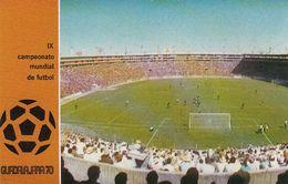 ESTADIO GUADALAJARA  STADIUM MEXICO 1970 - Soccer