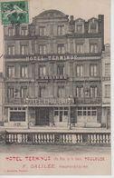CPA Toulouse - Hôtel Terminus En Face De La Gare - F. Galilée Propriétaire - Toulouse