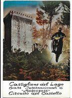 Castiglione Del Lago (Perugia). Gare Internazionali Di Motocross - Circuito Del Castello. - Perugia