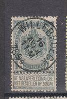 COB 53 Oblitération Centrale WILLEBROECK - 1893-1907 Wappen