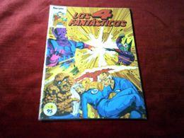 LOS 4 FANTASTICOS  N° 6 MARVEL COMICS GROUP   1983 / 1994 - Boeken, Tijdschriften, Stripverhalen