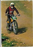Motocross - Forse Paolo Piron Su C.Z. 250. - Motociclismo
