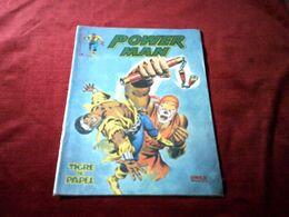 POWER MAN  N° 3  TIGRE DE PAPEL   /  MARVEL COMICS  GROUP  1983 / 1994 - Boeken, Tijdschriften, Stripverhalen