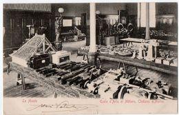 CHALONS-sur-MARNE (51) ECOLE D'ARTS Et METIERS. LE MUSEE. 1904. - Châlons-sur-Marne