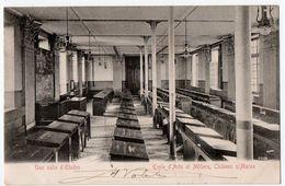 CHALONS-sur-MARNE (51) ECOLE D'ARTS Et METIERS. UNE SALLE D'ETUDES. 1904. - Châlons-sur-Marne