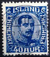 ISLANDE                        N° 109                          OBLITERE - Gebruikt